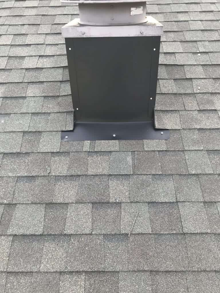 Shingle Roof Replacement for Roanoke Community Virginia